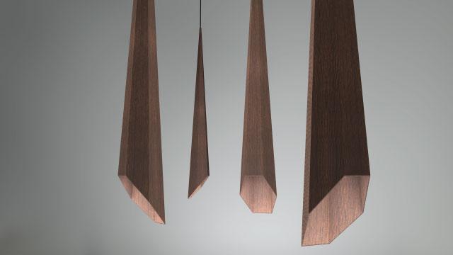 hexad-pendant-light