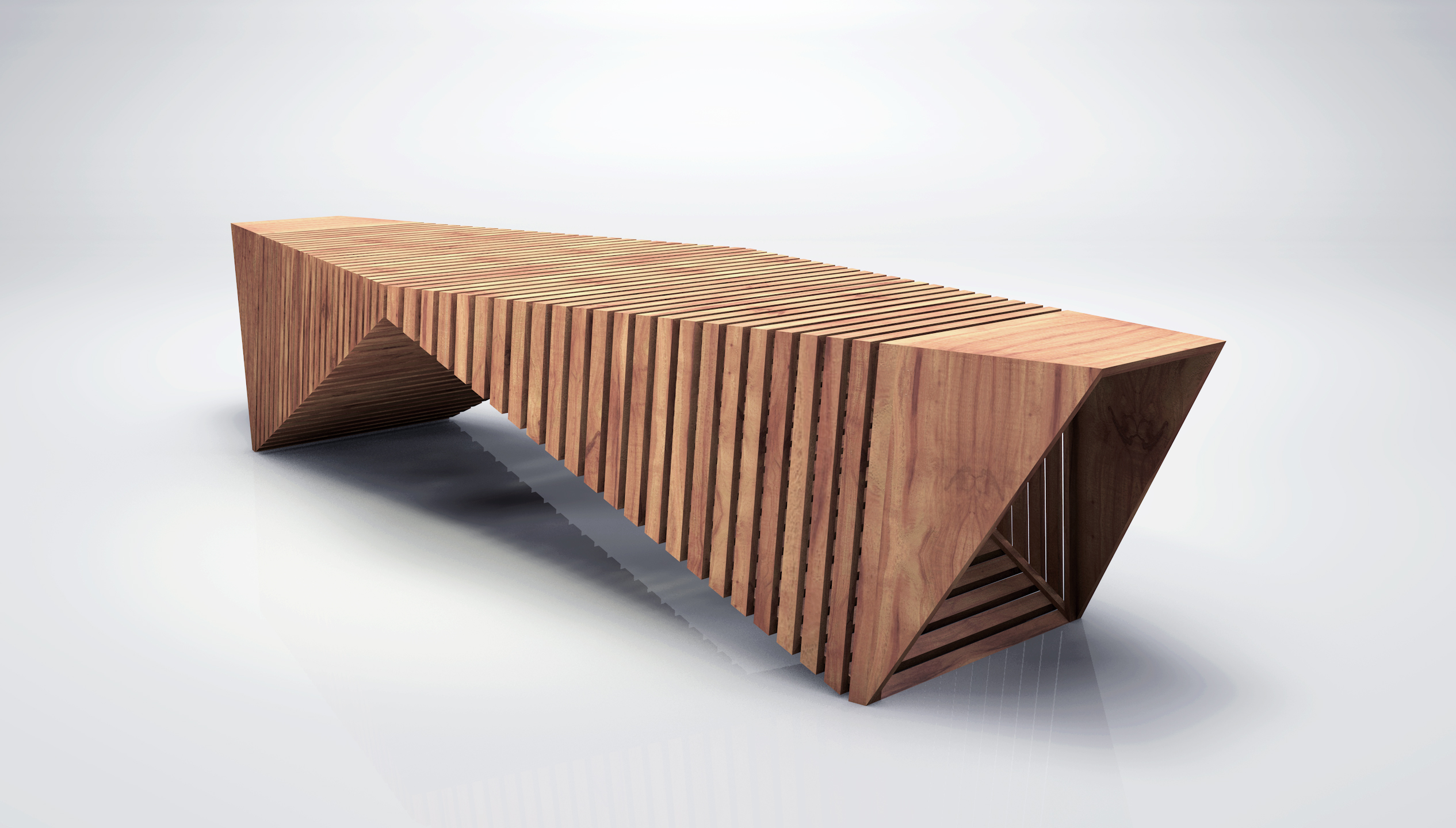 Basking Bench 1.(Front Cover)