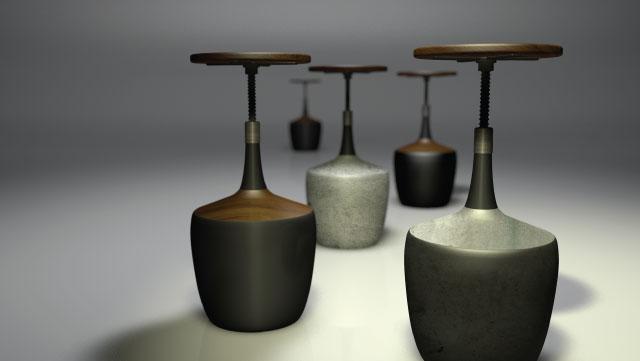 chime-adjustable-stool